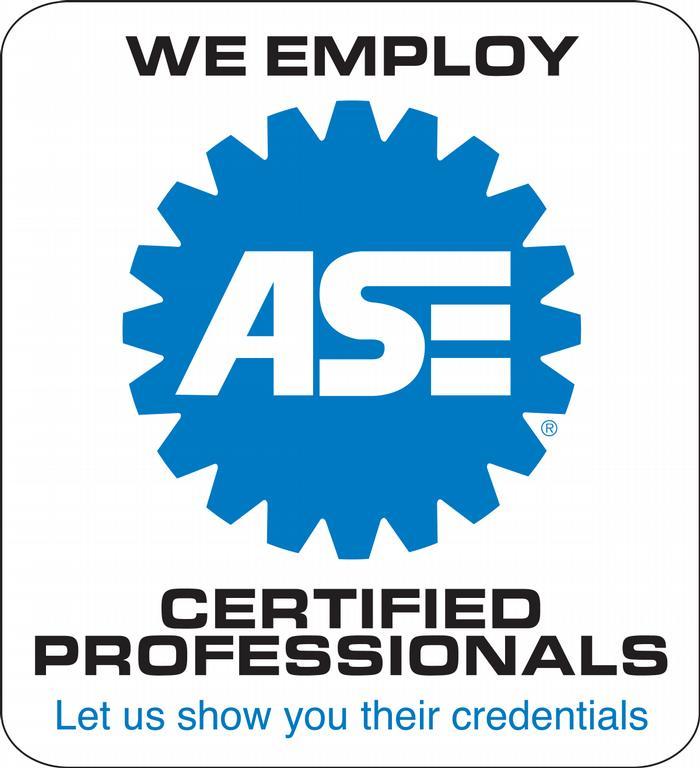 Ase Certified Webers Automotive Service Dayton Oh